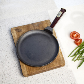 Сковородка блинная 240х15 Brizoll